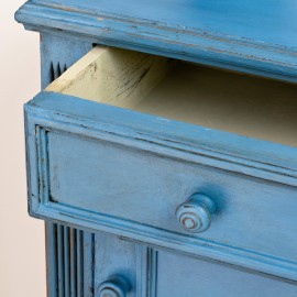Greek blue & Versailles