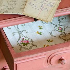 scandinavian pink&clear wax