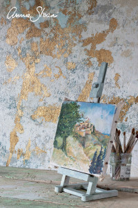 Venetian-Plaster-style-Gloss-Lacquer-wall-image-3