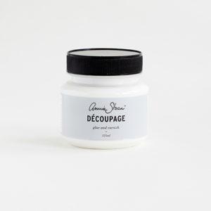 Povrchová úprava-Decoupage varnish
