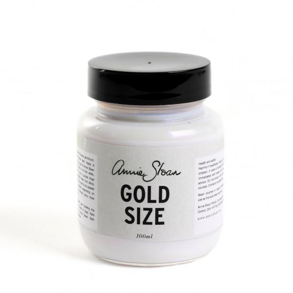 Povrchová úprava-lepidlo na metalickou fólii Gold Size 100ml