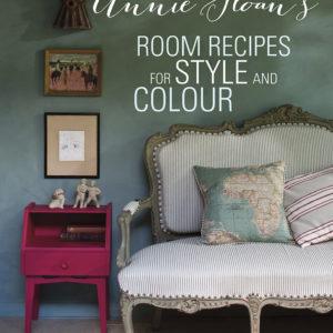 Kniha Room recipes