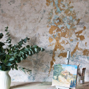 Venetian-Plaster-style-Gloss-Lacquer-wall-image-1