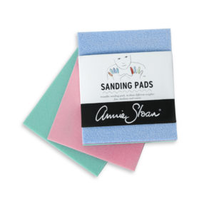 Sanding Pads Top Down